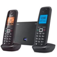 SIEMENS GIGASET A510IP DUO COREDLESS PHONE TWIN A540H SET