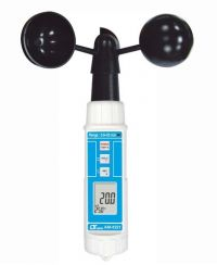 LUTRON AM4221 CUP ANEMOMETER DIGITAL TEST EQUIPMENT
