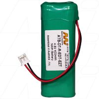 Dog Tracking Receiver Battery ATB-DT-R-EDT-EZT