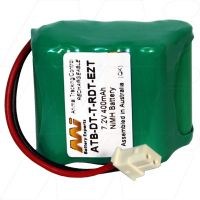 Dog Tracking Remote Transmitter Battery ATB-DT-T-RDT-EZT