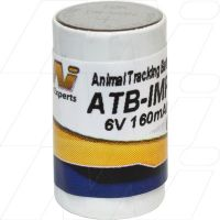 Animal tracking/training devices ATBIMPI BATTERY