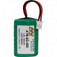 Dog Tracking Receiver Battery ATB-SD-400