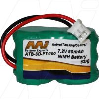Dog Tracking Transmitter Battery ATB-SD-FT-100
