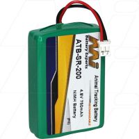Battery For Tracking Receiver ATB-SR-200