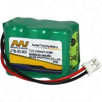 Dog Tracking Transmitter Battery ATB-SD-800