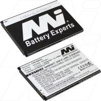 BATTERY SAMSUNG B800U REPLACEMENT MOBILE PHONE BATTERY 3.7V