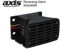 AXIS VEHICLE SAFETY BACKUP REVERSING ALARM SQUAWK BA107