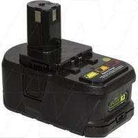 RIYOBI BID-1801M REPLAVEMENT POWER TOOL BATTERY