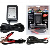 BATTERY FIGHTER BFJ012 12V 750MA 3 STEPS AUTO LEAD ACID CHARGER