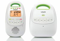 VTECH BM2000 SAFE & SOUND AUDIO 1.8GHZ DIGITAL BABY MONITOR