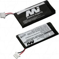 Wireless headset battery sennheiser Batt-03 3.7v 180mah