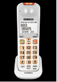 UNIDEN SS E07 WHITE OPTIONAL DIGITAL CORDLESS HANDSET