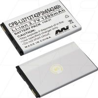 ZTE CPB-Li3712T42P3h654246h-BP1 MOBILE PHONE BATTERY