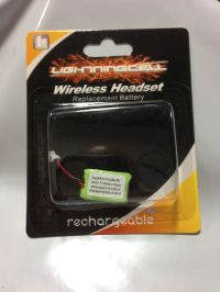 PLANTRONICS CS540 REPLACEMENT WIRELESS HEADSET BATTERY
