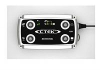 ctek d250s dual battery charger dc to dc 12v dc car agm
