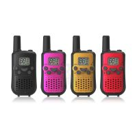 CRYSTAL DBH034PK QUAD RADIO PACK 5W HANDHELD RADIO UHF CB 4 PACK