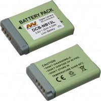 NB-13L Battery For Canon PowerShot G1X Mark III,G5X,G7X Mark I I