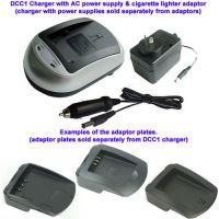 UNIVERSAL VIDEO CAMERA BATTERY CHARGER - DCC1
