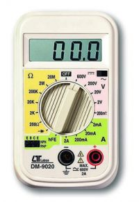 DIGITAL MULTIMETER - POCKET TYPE - DM9020