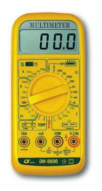 DIGITAL MULTIMETER & TEMPERATURE & CAPACITANCE - DM9090
