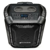 ECOXGEAR ECOBOULDER+ FLOATING BLUETOOTH, AUX & AM/FM WATERPROOF