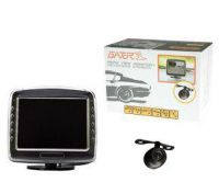 "GATOR G395 REVERSING CAMERA SYSTEM WIRED 3.5"" COLOUR LCD MONITOR"