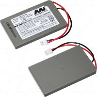 SONY PLAYSTATION PS3 GAME CONTROLLER REPL BATTERY 3.7V 1350MAH