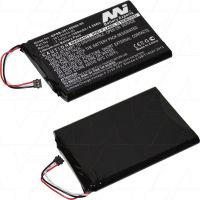 Garmin nuvi 2797lmt 2797 2757 replacement gps battery 3610006600