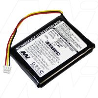 TOMTOM ONE V2 V3 RIDER REPLACEMENT BATTERY
