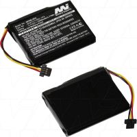 TOMTOM GPSB-VFA-BP1 REPLACEMENT NAVIGATION BATTERY