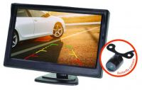 "AERPRO GRV50KT 5"" DASH MOUNT DISPLAY REVERSE CAMERA KIT"