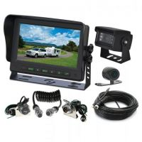 GATOR GT70SDTK GT SERIES MONITOR AND DUAL CAMERA TRAILER KIT