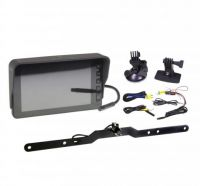 "AERPRO GX5HDKT 5"" DASH / WINDSCREEN MOUNT HIGH RESOLUTION DISPLA"