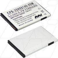 HTC 7 Mozart CPB-35H00140-00M REPL BATTERY