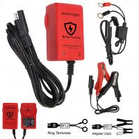 ENECHARGER ICS1 GUARDIAN 6V/12V 1.0A 7 STEP AUTOMABATTERY CHARGE