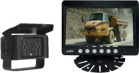 "AXIS HEAVY DUTY 7"" MONITOR C10 CCD REVERSING CAMERA KIT JS022K"