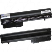 compaq hp 2530p 2510p nc2400 nc2410 replacement Battery