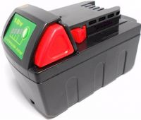 MILWAWKEE 18V M18 RED LITHIUM 4.0A AH REPLACEMENT BATTERY