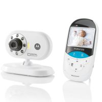 MOTOROLA MBP27T DIGITAL VIDEO BABY MONITOR WITH INTEGRATED TOUCH