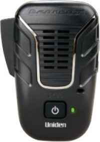 UNIDEN MK800W WIRELESS DECT SPEAKER MICROPHONE FOR UHF RADIO
