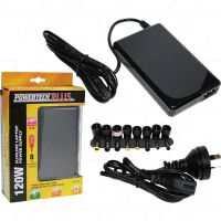 LIGHTNING CELL LAPTOP POWER SUPPLY 120W AC TO DC - MP3329