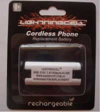 PANASONIC CORDLESS PHONE BATTERY CTB79 HHR-P105 HHRP105 A