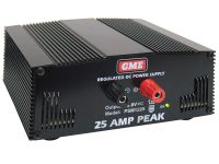 GME PMS1225 25AMP Regulated 240 Volt Power Supply