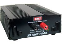 GME PMS1235 35 AMP Regulated 240 Volt Power Supply
