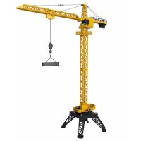 RC REMOTE CONTROLLED TOWER CRANE RC1585 CONSTRUCTION VEHICLE