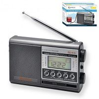 SANSAI RD615 AM/FM SW1-8 10 BAND WORLD RADIO