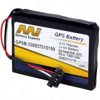 NAVMAN S10 S150 MITAC NAVIGATION REPLACEMENT BATTERY