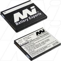 SAMSUNG GALAXY SII S2 REPLACEMENT BATTERY