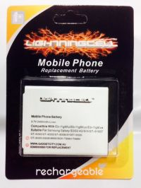 SAMSUNG SIII S3 MOBILE PHONE REPLACEMENT BATTERY