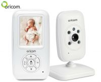 "NEW ORICOM SECURE 715 2.4"" WIRELESS VIDEO 2.4GHZ BABY MONITOR"